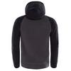 """The North Face Youth Glacier Full Zip Fleece Jacket Graphite Grey/Black"""